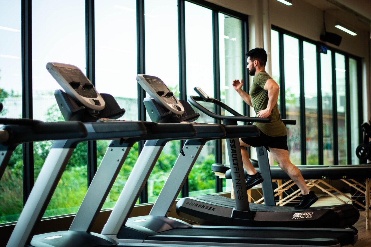 High-Intensity Interval Training Cardio Exercise
